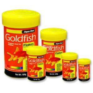 Aqua One Goldfish Food 180g