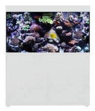 Aqua One AquaReef 400 Series 2 Aquarium & Cabinet White