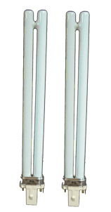 PL11W Marine Blue (20k) Energy Saving Fluorescent Lighting Tube - TWINPACK