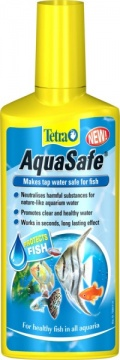 AquaSafe Water Conditioner 100ml - (from Tetra)