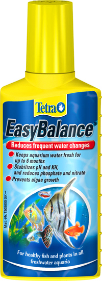 easy balance water conditioner 100ml from tetra. Black Bedroom Furniture Sets. Home Design Ideas