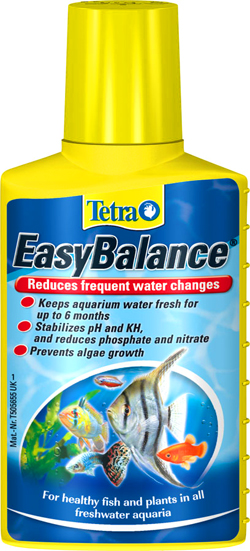 easy balance water conditioner 250ml from tetra. Black Bedroom Furniture Sets. Home Design Ideas