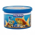 King British Goldfish Flake Food 200g