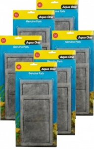 Aqua One (3c) Carbon and Wool Cartridge *** BULK PACK ***