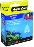 Aqua One Quick Drop Test Kit - Marine PH