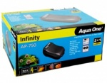 Aqua One Infinity AP-750 Twin Outlet Air Pump - 2 x 200 l/h