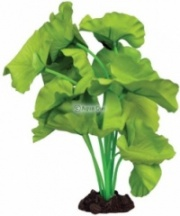 Aqua One Green Tiger Lotus Silk Plant - (40cm)