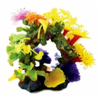 Aqua One Aquarium Decor - Coral Reef Archway (29cm)