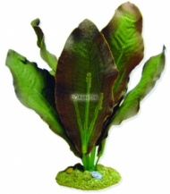 Aqua One Brown Amazon Silk Plant - (20cm / 30cm / 40cm)