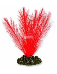 Aqua One Red Milfoil Silk Plant - (20cm / 30cm)