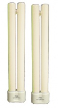 PL18W Aqua One Sunlight (7.1K) fluorescent Tube - TWINPACK ** 4 Pin Fitting **