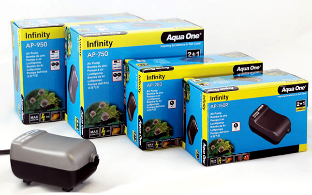 Infinity Air Pump Range