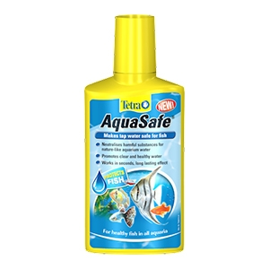 AquaSafe Water Conditioner 250ml - (from Tetra)