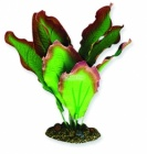 Aqua One Silk Plant 20cm Amazon Red/Green