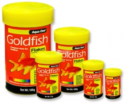 Aqua One Goldfish Food 100g