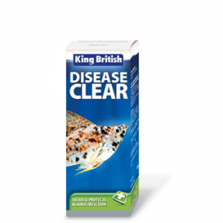King British Disease Clear 100ml