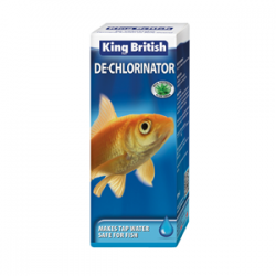 King British De-Chlorinator 100ml