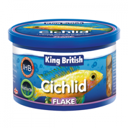 King British Cichlid Flake 28g