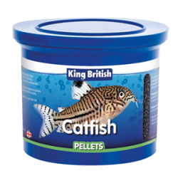 King British Catfish Pellets 200g