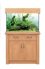 Aqua One Oakstyle 145 Aquarium & Cabinet