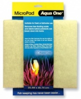 Aqua One 'Self Cut' Polymer Wool Pad for AquaReef Series