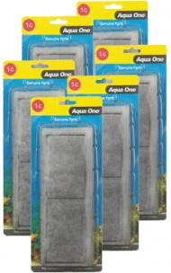Aqua One (1c) Carbon and Wool Cartridge *** BULK PACK ***