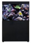 Aqua One AquaReef 195 Series 2 Aquarium & Cabinet Black