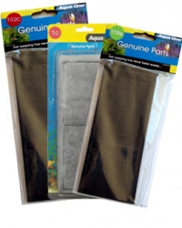 Complete Filter Media Renewal Kit for Betta Duo / Trio Aquarium  Series *** MULTIPACK ***