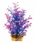 Aqua One Vibrance - Blue Hygrophila with Gravel Base M 20cm