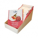 Fish Science Treats+Shrimp Food 9g