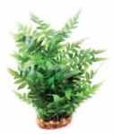 Aqua One Vibrance - Green Fern with Gravel Base L 30cm