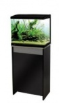 Aqua One Lifestyle 76 Aquarium & Cabinet Moon Grey with Gloss Black
