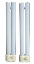 PL18W Aqua One Marine Blue (12K) fluorescent Tube - TWINPACK ** 4 Pin Fitting **