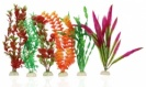Aqua One Plastic Plant Selection 6 Pack L 30cm 24239