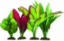 Aqua One Silk Plant Selection 4 Pack - 24242
