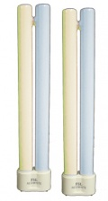 PL18W Aqua One Sunlight / Marine Blue Mix 7.1K / 12K Tube - TWINPACK ** 4 Pin Fitting **